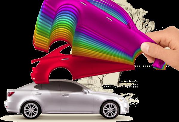 Подбор красок
